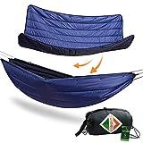 onewind Hammock Insulation Four Season Winter Camp Under Quilt Blanket Set, Lightweight Night...