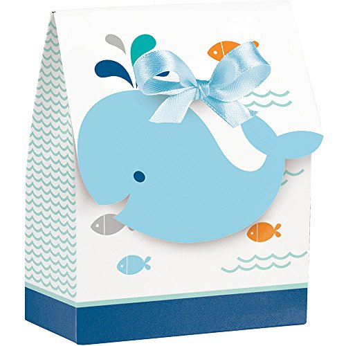 whale baby shower favors - 1