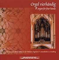 Organ for Four Hands
