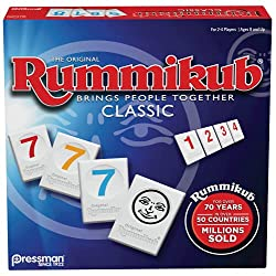 Rummikub, board game ideas
