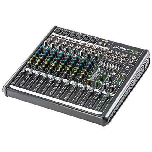 Mackie ProFX12v2 - Mezclador para DJ