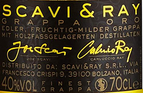 Scavi & Ray Oro Grappa (1 x 0.7 l) - 4