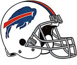fb 4 Pack Buffalo Bills Die Cut Stickers NFL Football Logo Sticker Team Helmet Set NY