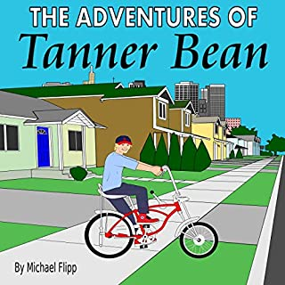 The Adventures of Tanner Bean cover art