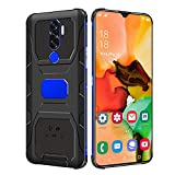 HJFGIRL Bison N1 (2021) Outdoor Smartphone Without Contract Cheap 7.0 Inch HD+ Bildschirm 8GB, 256GB Expandable 6800mAh 13MP + 50MP Android 11 Dual SIM 4G Mobile Phone - WiFi+BT+FM+GPS,B-EU