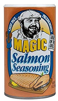 Chef Paul Prudhomme s Magic Seasoning Blends Salmon -- 7 oz - 2 pc