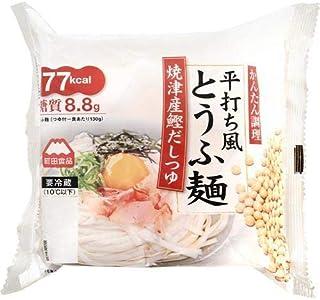 町田食品 平打ち風とうふ麺 焼津産鰹だしつゆ 1個