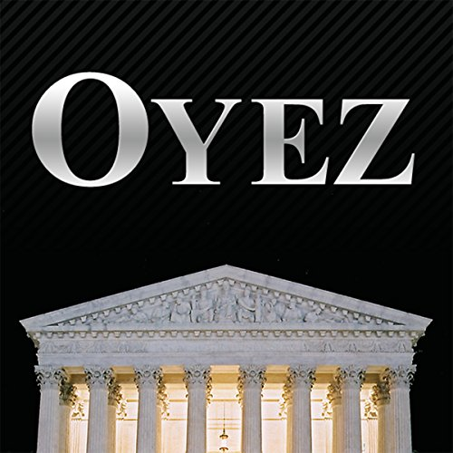 Citizens United v. FEC audiobook cover art