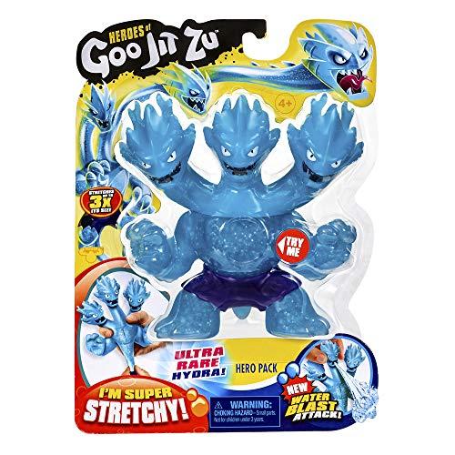 Heroes de Goo Jit Zu - Figura Acción con agua HYDRA (CO41068)