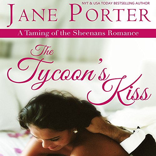 The Tycoon's Kiss audiobook cover art