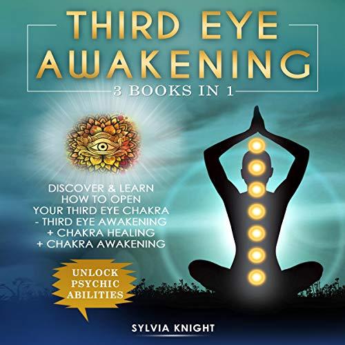 Third Eye Awakening: 3 Books in 1 cover art