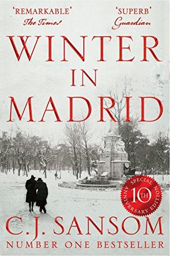 Winter in Madrid (English Edition)