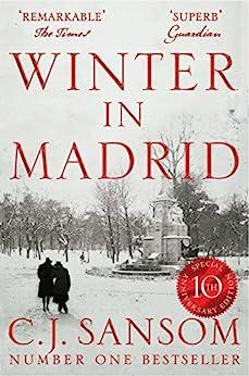 Winter in Madrid (English Edition) de [C. J. Sansom]