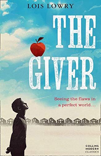 The Giver: Lois Lowry, lingua Inglese