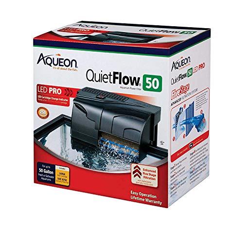 Quietflow 50 Filter 250gph