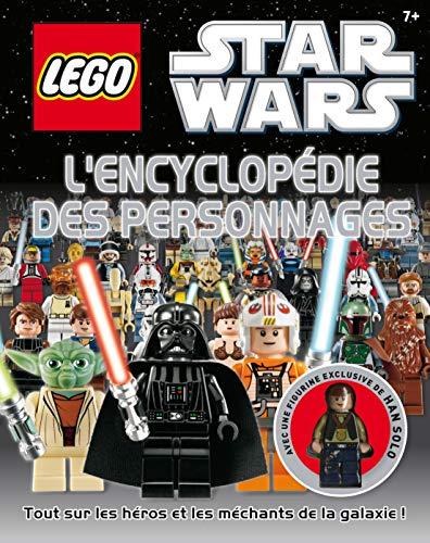 LEGO STAR WARS, L'ENCYCLOPEDIE DES PERSONNAGES