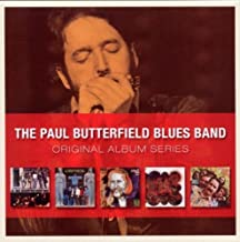 Original Album Series by The Paul Butterfield Blues Band