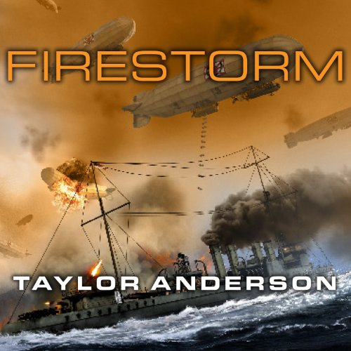 Firestorm     Destroyermen, Book 6               By:                                                                                                                                 Taylor Anderson                               Narrated by:                                                                                                                                 William Dufris                      Length: 17 hrs and 59 mins     19 ratings     Overall 4.6