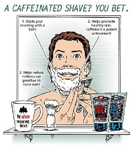 Pacific Shaving Company Caffeinated After Shave 89 ml