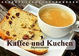 Kaffee und Kuchen. Impressionen (Tischkalender 2020 DIN A5 quer)