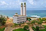 The Mosque Of Divinity In Dakar Ouakam Senegal Africa Home