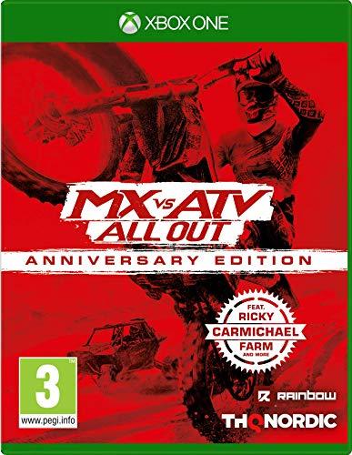 MX vs. ATV: All Out Anniversary Edition Xbox One Juego