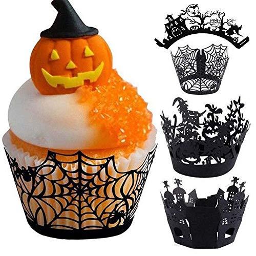 - Cupcake Dekoration Ideen Für Halloween