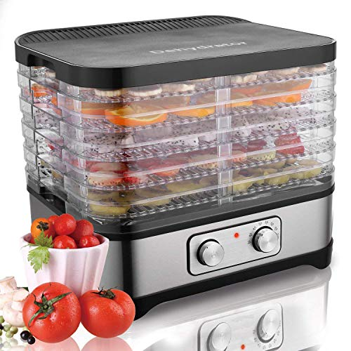 COOCHEER Déshydrateur Alimentaire 5 Étages avec Thermostat Réglable...