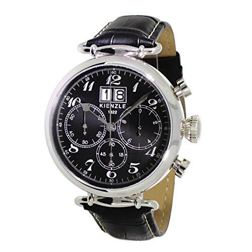 KIENZLE 1822 Orologio da polso da uomo, stile retrò, cronografo, K17-00102