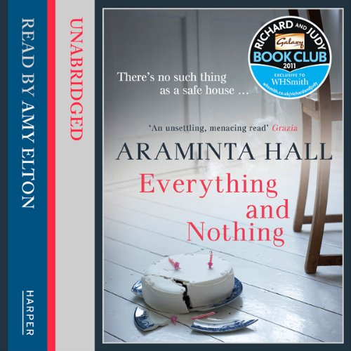 Everything and Nothing audiobook cover art