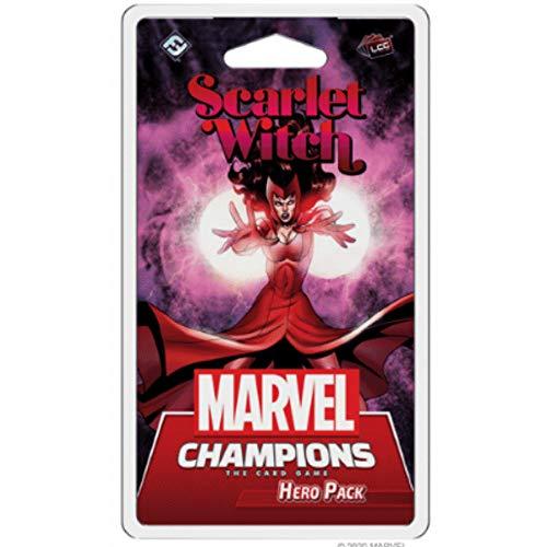 Marvel Champions LCG: Scarlet Witch en italiano