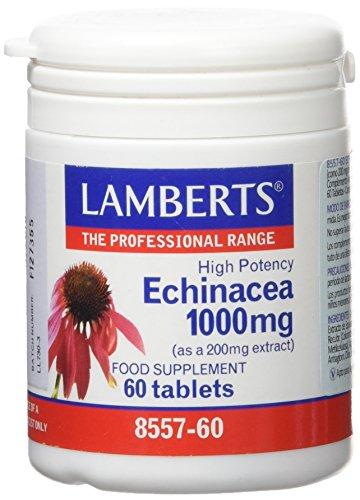 Lamberts Echinacea 1000mg - 60 Tabletas