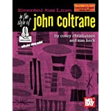 Essential Jazz Lines: Bass Clef in the Style of John Coltrane