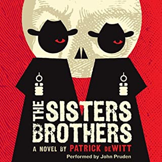Page de couverture de The Sisters Brothers