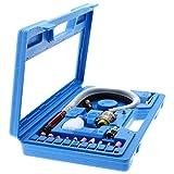 JK-2 1/8'/ 1/10' Air Pencil Die Grinder Kit de Herramientas de Grabado de Pulido Air Micro Grinder Tool Set Kit Neumático Micro