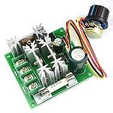 DZS Elec 15A 6V-90V DC Motor Speed Controller 6V 12V 24V 36V 48V 72V 90V Large Power PWM Regulator Governor Switch