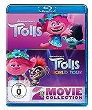 Trolls & Trolls World Tour [Alemania] [Blu-ray]
