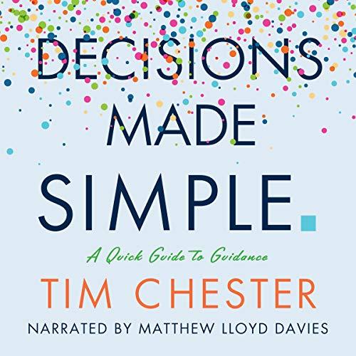 Couverture de Decisions Made Simple