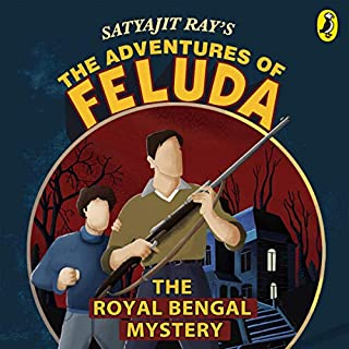 The Adventures of Feluda: Royal Bengal Mystery cover art