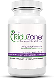 RiduZone Supplement for Healthy Weight - 60 Capsules/Bottle. Important Notice: for Authentic Product Buy Only If