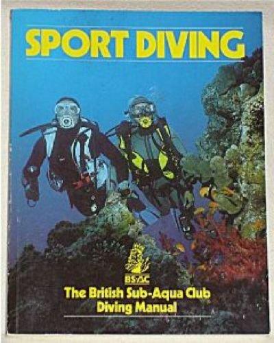 Sport Diving: The British Sub-Aqua Club Diving Man