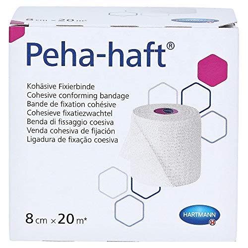 Hartmann Peha-Haft Vendaje de Compresión Sin Látex, 20m x 8cm