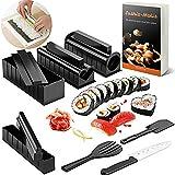 Kit Sushi Maki Complet, Cuisine Machine Sushi Maker 12...