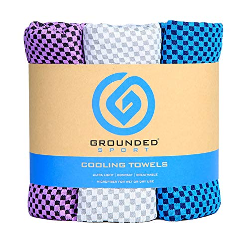 Grounded Sport Towel For Spin Class