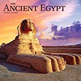 Ancient Egypt 2020 12 x 12 Inch Monthly Square Wall Calendar, Travel Egypt Pyramids Cairo Giza (English, French and Spanish Edition)