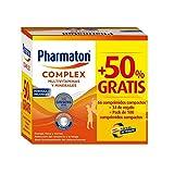 PHARMATON COMPLEX 66 COMPRIMIDOS + 34 COMPRIMIDOS DE REGALO.