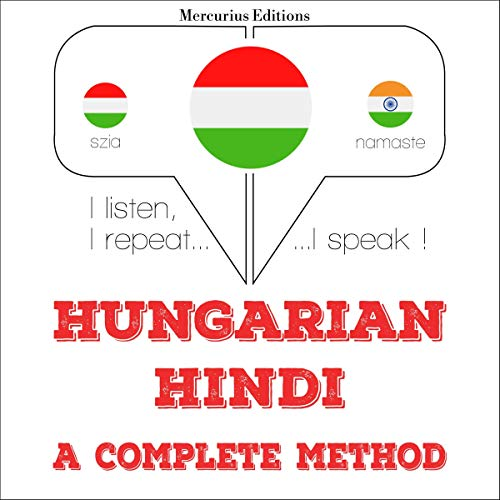 Hungarian – Hindi. A complete method cover art