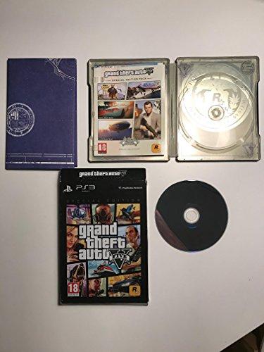 PS3 - Grand Theft Auto V - édition spécial