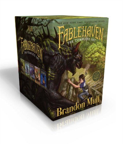Fablehaven Complete Set (Boxed Set): Fablehaven; Rise of the Evening Star; Grip of the Shadow Plague; Secrets of the Dragon Sanctuary; Keys to the Demon Prisonの詳細を見る