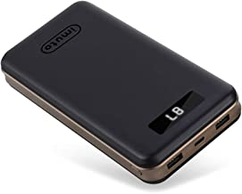 """Power Bank 45W PD 30000mAh iMuto USB C Portable Charger 3-Port Battery Pack LCD Display for iPhone 11, 8 Plus, iPad Pro, MacBook 12""""/Air New, Samsung S10 Note 10, Type-C Laptops Power Delivery Cameras"""